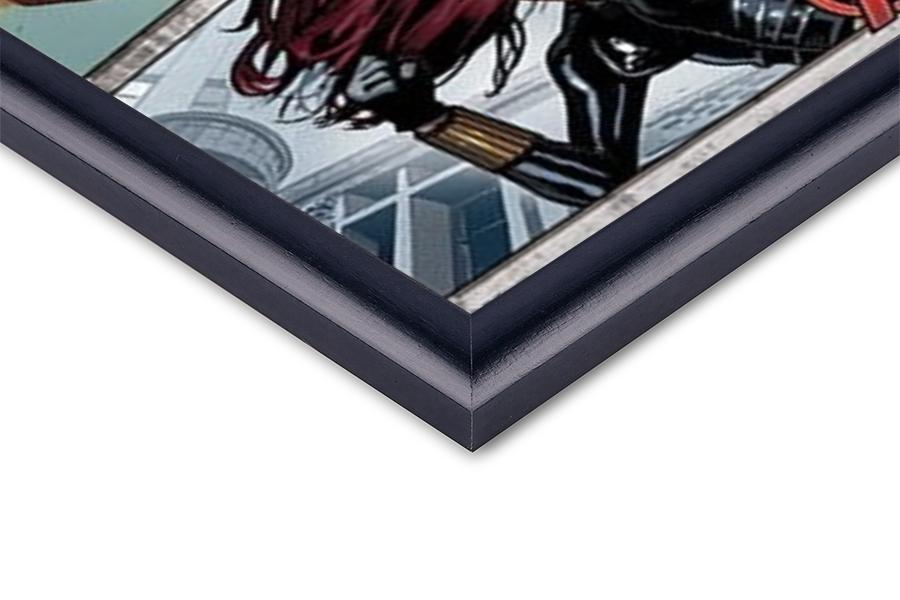 The Avengers - Comic Panels Poster