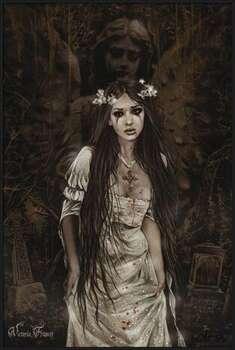 Victoria Frances - anatheme Uokvirjen plakat