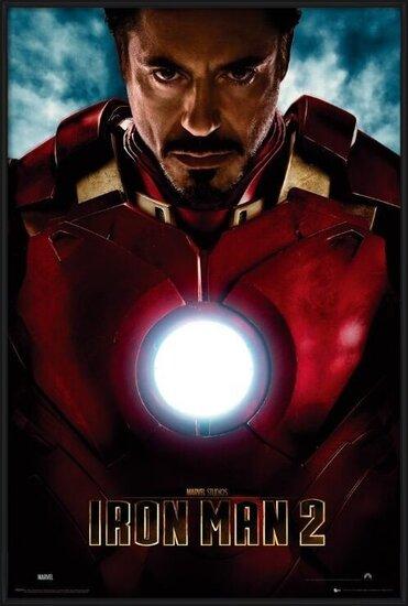 IRON MAN 2 - tony stark Poster