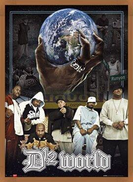 D12 - world Poster