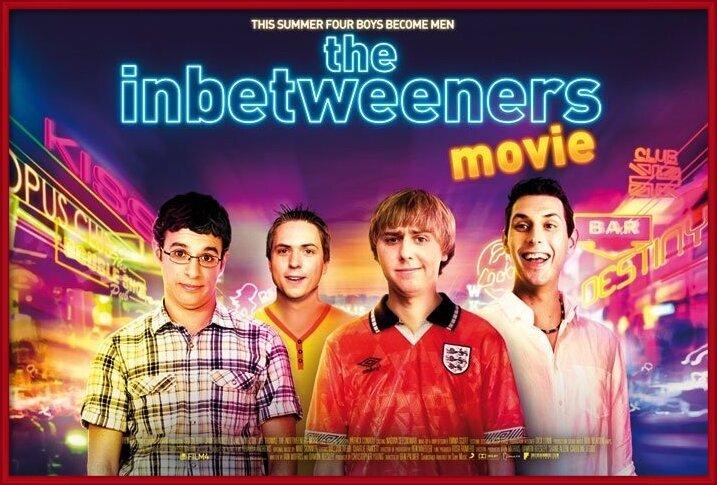 INBETWEENERS Poster