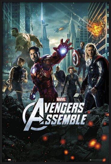 AVENGERS - one sheet Poster