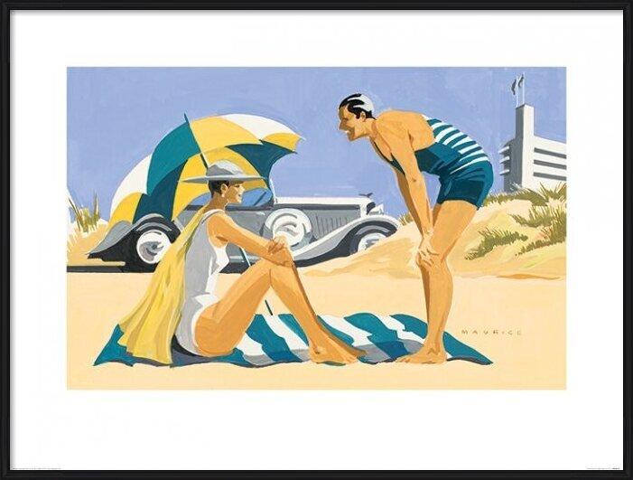 Mike Maurice - Sand Dunes Reprodukcija