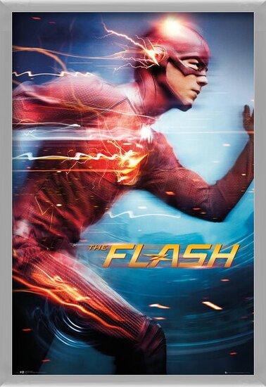 Flash - Run Poster