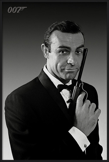 James Bond 007 - the name is bond Poster