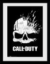 Call Of Duty - Logo Skull