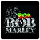 Bob Marley - Distressed Logo