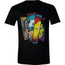 Avengers - Faces Split